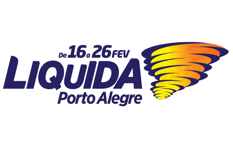Porto Alegre, RS - 16.02.2017 Legenda: Liquida promete descontos de ate 70% Arte: Divulgação/PMPA